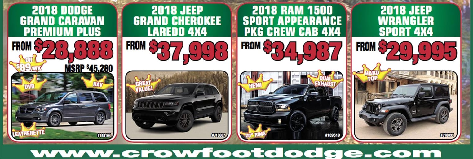 New Jeep, Dodge, Chrysler, Ram & Used Car Dealer in ...