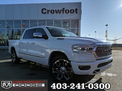 New 2020 Ram 1500 Limited Truck Crew Cab 1C6SRFHT9LN191836 for sale in Calgary, AB