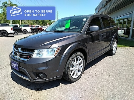 2017 Dodge Journey SXT AWD SUV