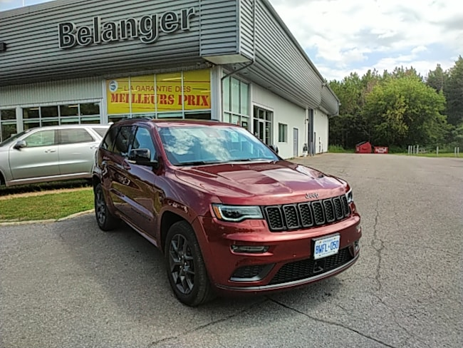 2019 Jeep Grand Cherokee Limited X 4x4 SUV