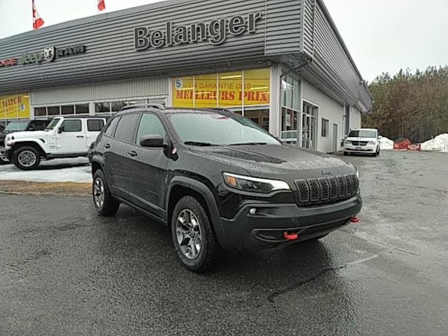 2019 Jeep New Cherokee Trailhawk Plus SUV