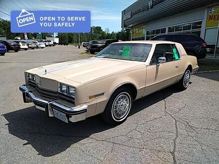 1985 Oldsmobile Toronado Brougham Coupe