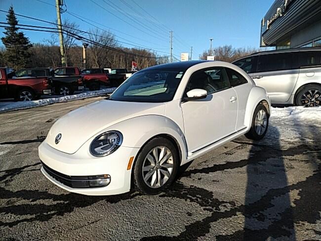 2015 Volkswagen Beetle 1.8 TSI Comfortline Hatchback
