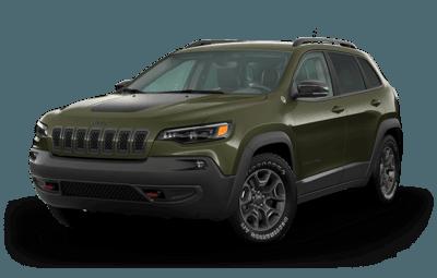 Cherokee Trailhawk Elite