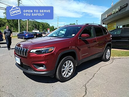 2019 Jeep New Cherokee North 4x4 VUS