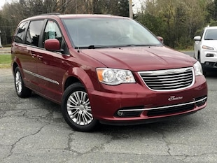 2016 Chrysler Town & Country Touring Cuir Mags Stow N GO