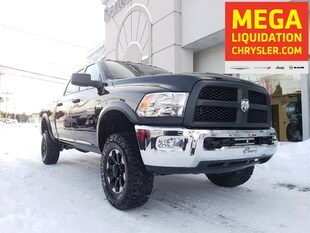 2018 Ram 2500 ST Power Wagon Allure Package Camion cabine Crew
