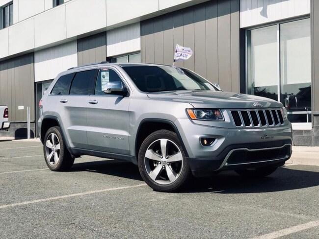 2015 Jeep Grand Cherokee Limited 4X4 Camera GPS VUS