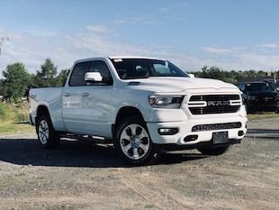 2020 Ram 1500 North Edition V6 eTorque Camion Quad Cab