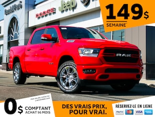 2020 Ram 1500 North Edition Camion cabine Crew