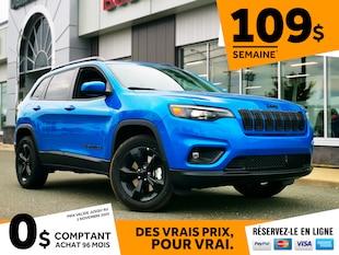 2020 Jeep Cherokee Altitude V6 VUS