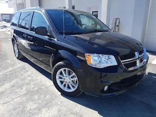 2018 Dodge Grand Caravan SXT Premium Plus DVD Camera Stow N GO