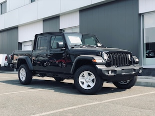 2020 Jeep Gladiator Sport S 4x4 Manual Camion cabine Crew