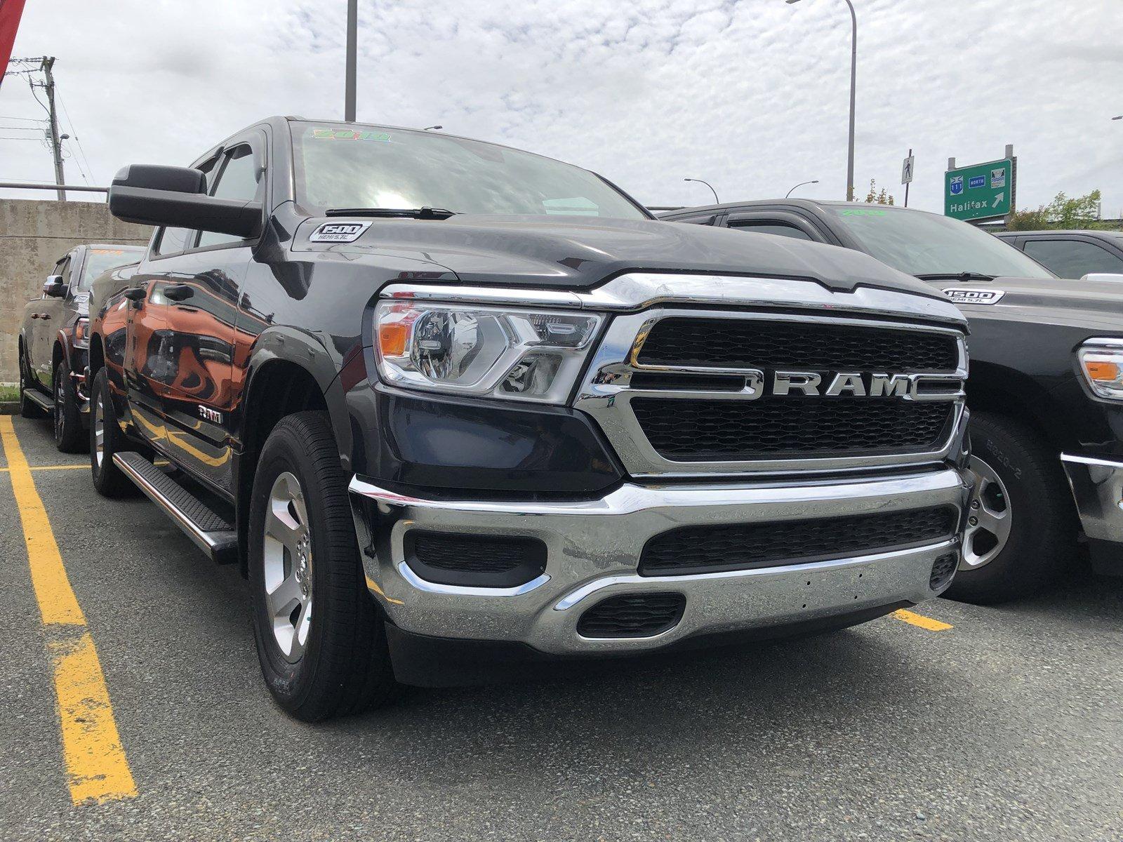 2019 Ram 1500 Tradesman Tradesman 4x4 Crew Cab 64 Box