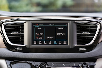 2021 Grand Caravan Cold Weather Group Feature