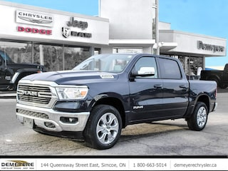 2021 Ram 1500 BIG HORN | NO PAYMENTS FOR 3 MONTHS, OAC 4x4 Crew Cab 144.5 in. WB