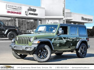 2021 Jeep Wrangler UNLIMITED ALTITUDE | DUAL TOP | TECH GROUP 4x4