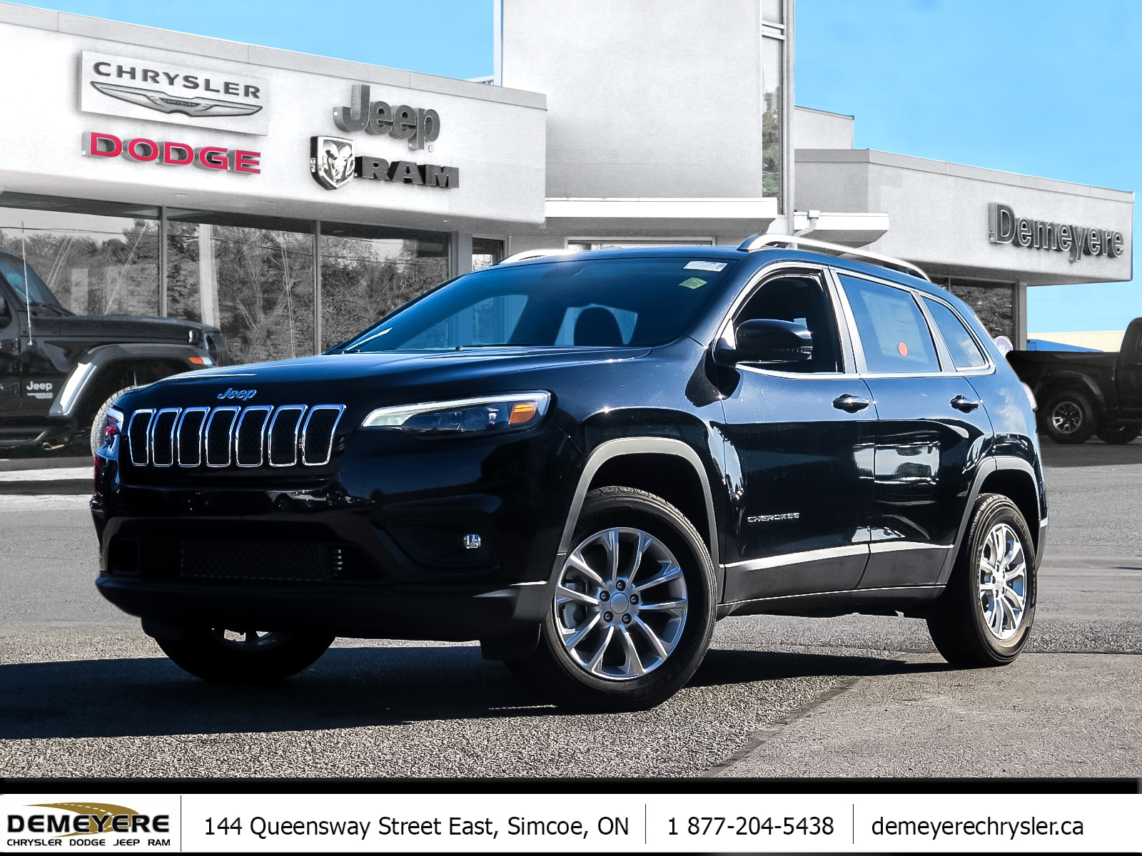 2019 Jeep New Cherokee NORTH | COLD WEATHER GRP | SAFETY TECH PKG SUV