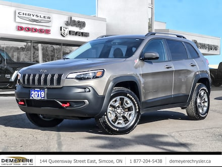 2019 Jeep New Cherokee TRAILHAWK | BACK-UP CAM | VIOCE COMMAND BLUETOOTH  SUV