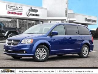 2020 Dodge Grand Caravan PREMIUM PLUS | FULL STOW N GO | NAVI | DVD  Van