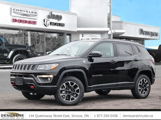 2020 Jeep Compass TRAILHAWK | LEATHER | NAVIGATION | SAFETY & SECURI SUV
