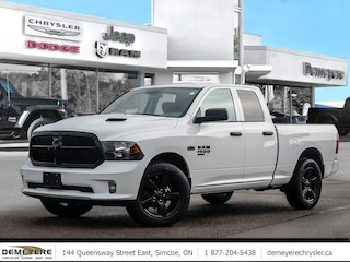2019 Ram 1500 Classic NIGHT EDITION | ONLY $114 PER WEEK* | SPORT HOOD Truck Quad Cab