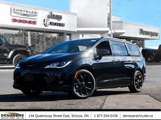 2020 Chrysler Pacifica LIMITED | SPORT PKG | SAFETY TECH | HARMON/KARDON Van