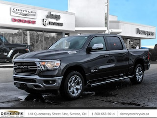 2021 Ram 1500 BIG HORN | GET AN ADDITIONAL $750 HOLIDAY CASH OFF 4x4 Crew Cab 144.5 in. WB