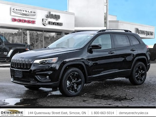 2021 Jeep Cherokee ALTITUDE | NO PAYMENTS FOR 3 MONTHS,OAC. 4x4