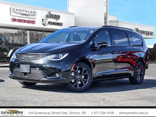 2020 Chrysler Pacifica LIMITED | SPORT PKG | THEATRE GRP | SAFETY TECH  Van