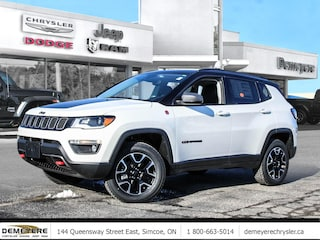 2021 Jeep Compass TRAILHAWK ELITE | SUNROOF | LEATHER 4x4