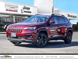 2019 Jeep New Cherokee ALTITUDE EDITION | ONLY $95 PER WEEK-0 DOWN* SUV