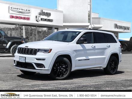 2021 Jeep Grand Cherokee LIMITED X | COMPANY DEMO | NAV | ROOF SUV
