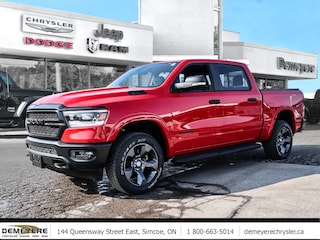 2021 Ram 1500 BUILT TO SERVE EDITION | NO PAYMENTS FOR 3 MONTHS, OAC 4x4 Crew Cab 144.5 in. WB