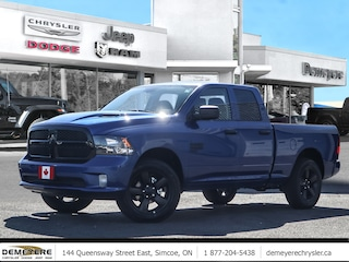2019 Ram 1500 Classic NIGHT EDITION | ONLY $98 WEEKLY* | SPORT HOOD | HI Truck Quad Cab