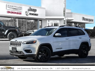 2020 Jeep Cherokee ALTTITUDE | NAVIGATION | COLD WEATHER GROUP  SUV