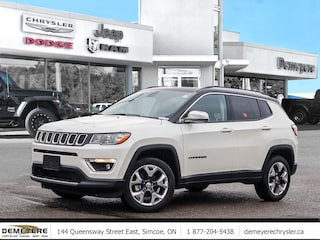 2020 Jeep Compass LIMITED | NAVIGATION | LEATHER | PANO SUNROOF SUV