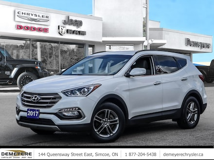 2017 Hyundai Santa Fe Sport 2.4 SPORT MODEL | BLUETOOTH | HEATED SEATS SUV