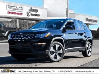 2019 Jeep Compass NORTH EDITION | COMPANY DEMO SUV