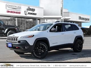 2016 Jeep Cherokee TRAILHAWK | LEATHER | SUNROOF SUV