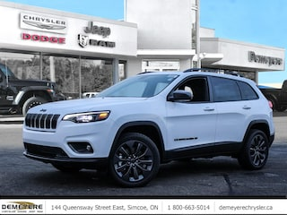 2021 Jeep Cherokee 80TH ANNIVERSARY | NO PAYMENTS FOR 3 MONTHS,OAC 4x4