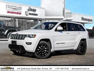 2021 Jeep Grand Cherokee ALTITUDE   TRAILER TOW GRP   ALL-WEATHER GRP SUV