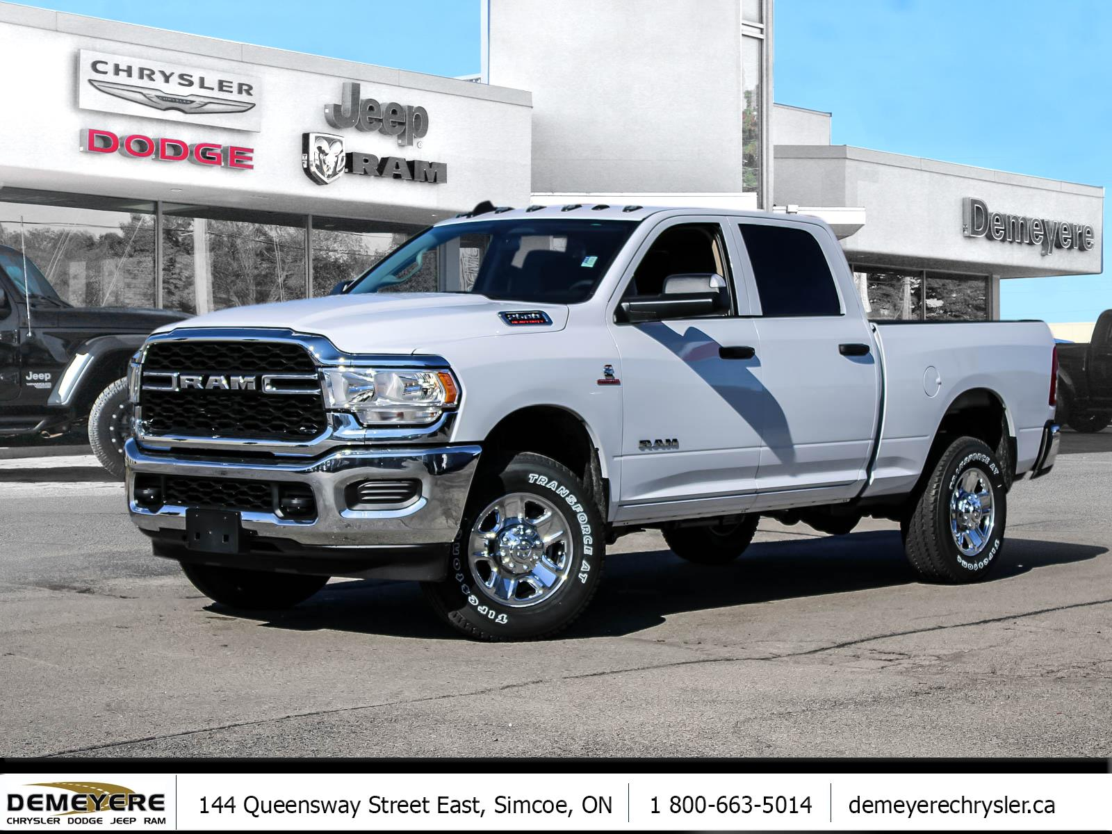 2020 Ram 2500 4x4 Crew Cab 6.3 ft. box 149 in. WB