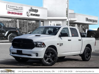2019 Ram 1500 Classic NIGHT EDITION | ONLY $114 PER WEEK- 0 DOWN *  Truck Crew Cab