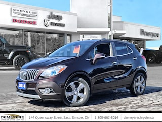 2014 Buick Encore CONVENIENCE | BLUETOOTH | BACK-UP CAM SUV