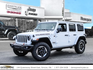 2021 Jeep Wrangler UNLIMITED RUBICON | *LEASE FOR $292 BI-WEEKLY SUV