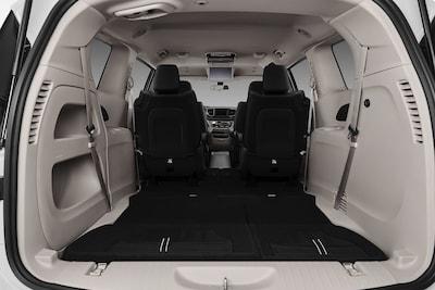 2021 Grand Caravan Cargo Space