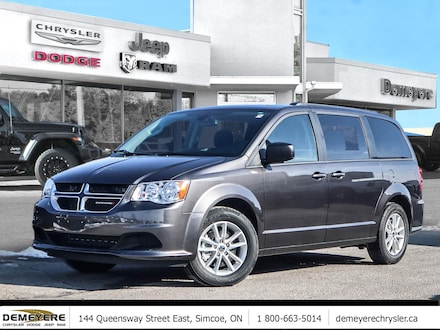 2020 Dodge Grand Caravan SXT PLUS | DVD | BLUETOOTH Van