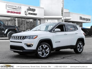2021 Jeep Compass LIMITED | NO PAYMENTS FOR 3 MONTHS, OAC 4x4