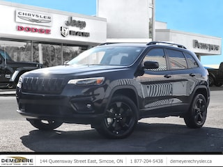 2019 Jeep New Cherokee ALTITUDE | NAVI | COLD WEATHER PKG | COMFORT GRP SUV